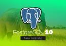 ติดตั้ง Postgresql 10 บน Centos7  / Fedora