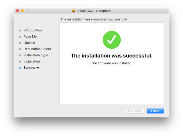 Map Server part 1 : ติดตั้ง QGIS สำหรับ Mac OS X – itbakery