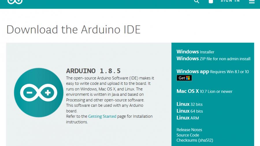 arduinodownload