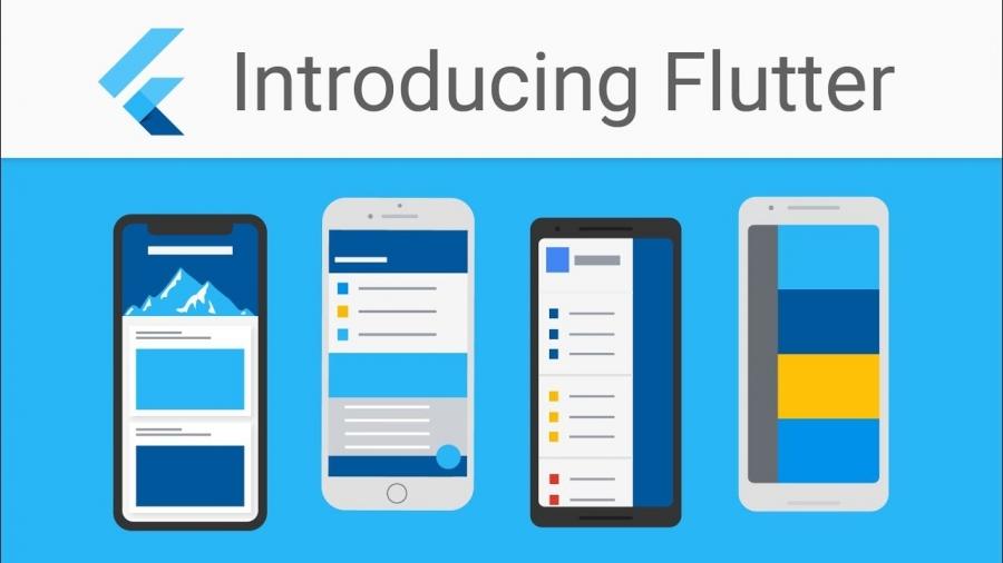 แนะนำ Flutter UI Framework – itbakery