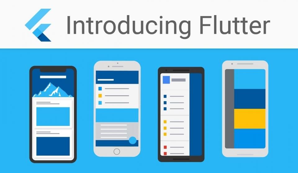 แนะนำ Flutter  UI Framework
