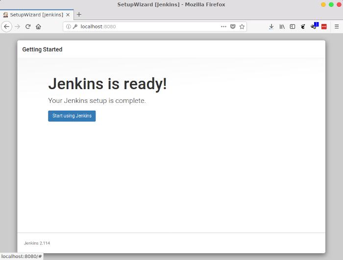 มาเริ่มต้นใช้งาน jenkins และ Docker – itbakery